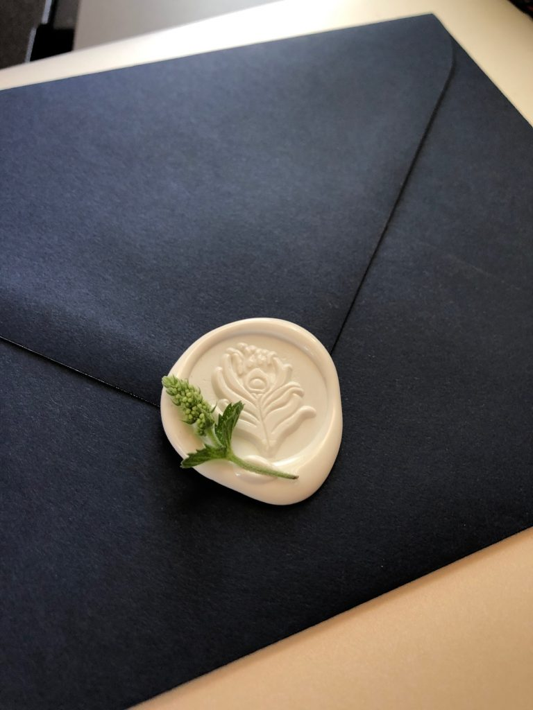Wax Seal - Luxury Invitation Design